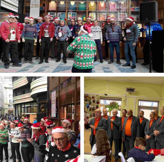 Capital Chorus - Singing all over London this Christmas