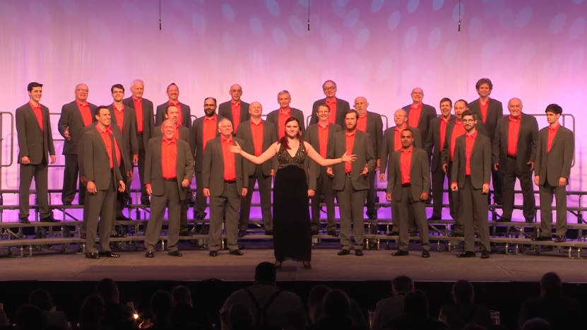 Dreams and Roses keep contest standards high for Capital Chorus